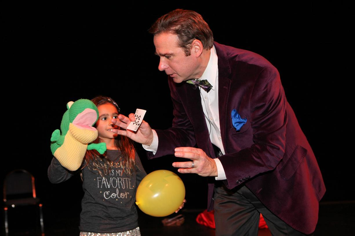Family Fun Magic Show