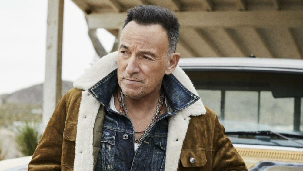 HEAR WHAT'S NEW: Bruce Springsteen – Hello Sunshine