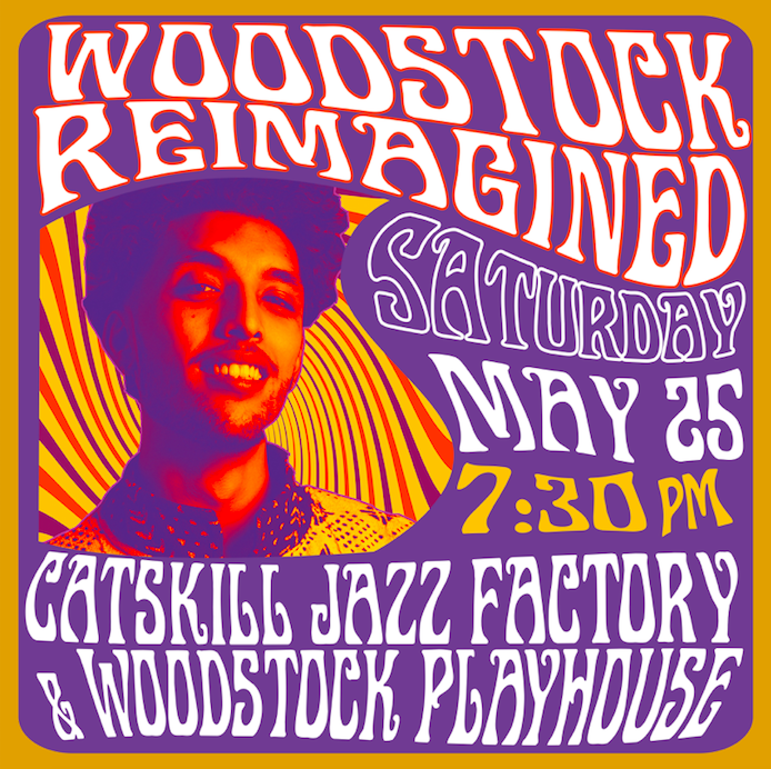Woodstock Reimagined: Featuring Mathis Picard and Friends