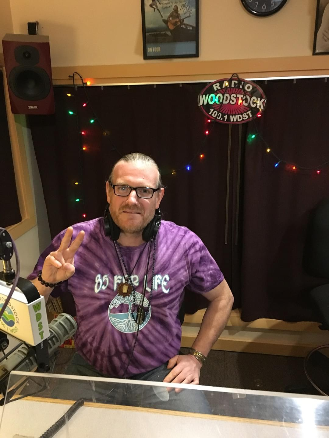 DJ for a Day – Michael Dederick, 5/9/19