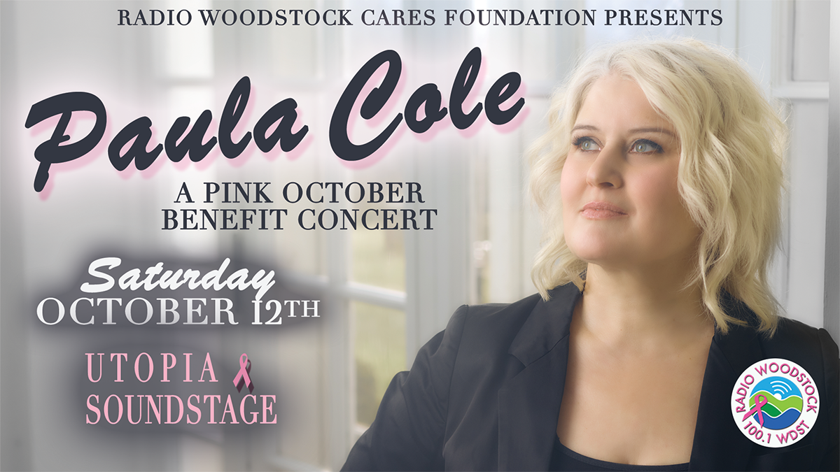Paula Cole: A Pink October Benefit