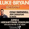 Luke Bryan – The Sunset Repeat Tour