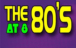 The 80's at 8 with Jake