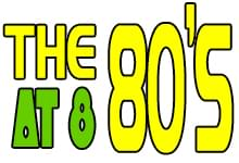 The 80's at 8 with Jake!