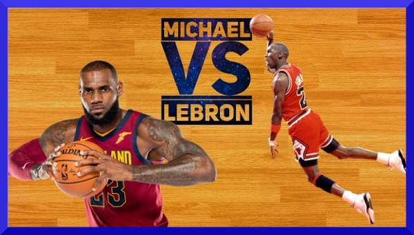 Who's Better: Michael or LeBron?