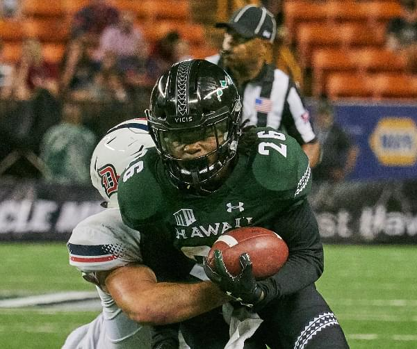 Photos: Hawaii vs Duquesne