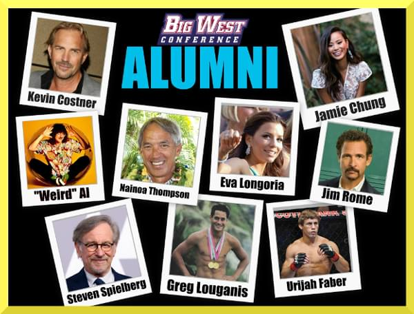 Pop Quiz: Famous Big West Alumni