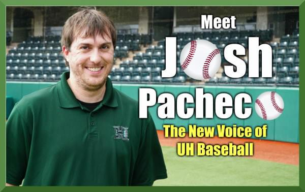Here's the Pitch: Meet Josh Pacheco