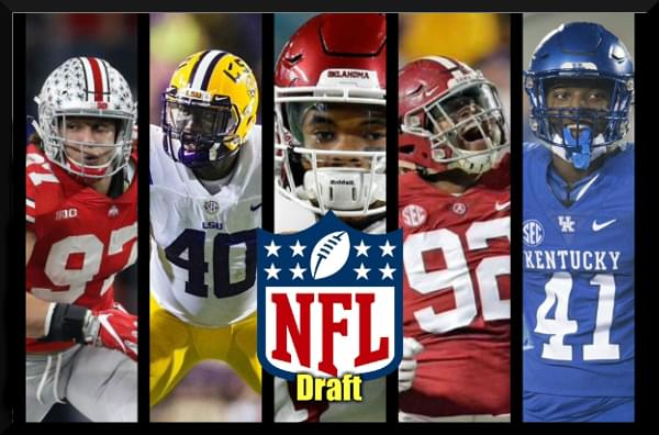 Staff Picks: NFL Draft Top 10