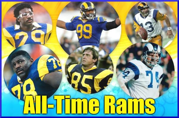 The All-Time Rams Team