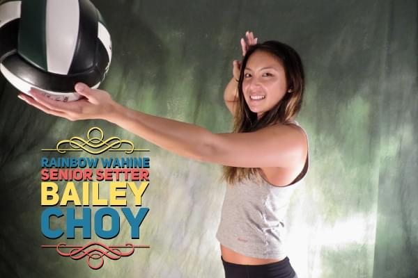 Meet Hawaii's Bailey Choy