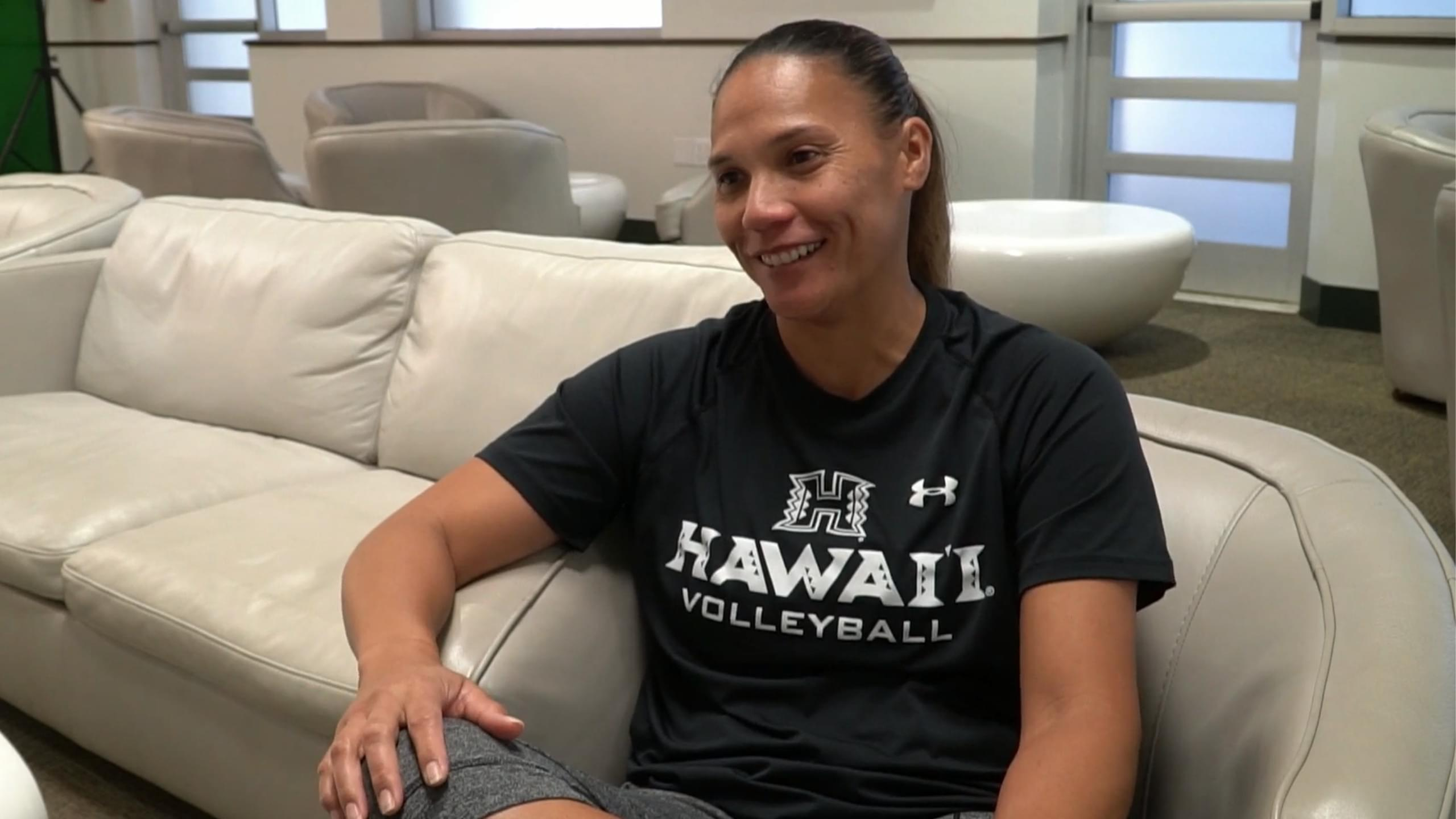 1-on-1 with Robyn Ah Mow