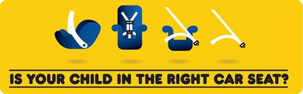 Apply For Free Child Safety Seats