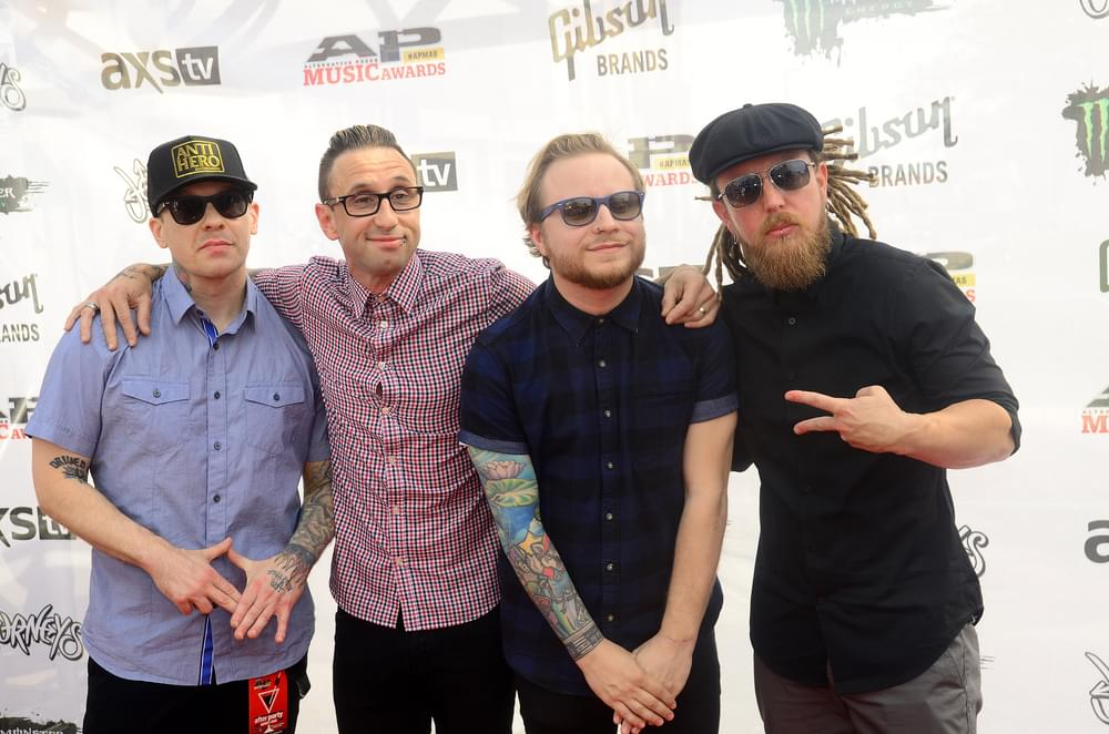 2nd Annual Alternative Press Music Awards - Arrivals