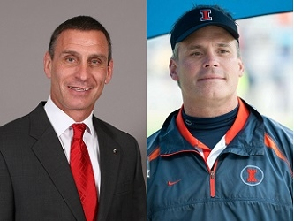 Mike Thomas & Tim Beckman