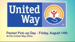 United Way Packet Pick-up