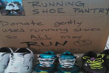 Running shoe collection to take place at Shoreline Classic