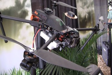 UAV Farm Progress Show 2015