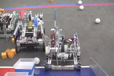 Robotics Comp at Hope