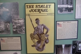 Staley Museum Preview (video)