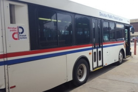 Decatur to Get $4.6M to Replace Buses