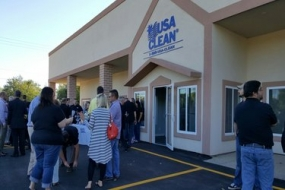 USA-CLEAN cuts ribbon on Decatur facility