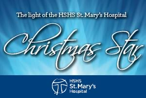 HSHS St. Mary's Star Lighting Campaign