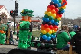 Downtown Decatur St. Patrick's Day Parade (photos)