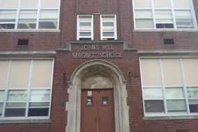 DPS 61 Takes First Step Toward Replacing Johns Hill, Durfee