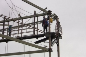 Preview: Overlook Adventure High Ropes Course (Video)