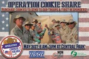 Operation Cookie Share 2018