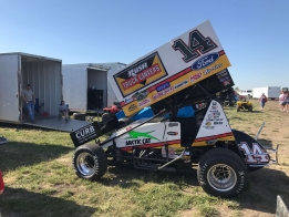 Arctic Cat All Star Circuit of Champions at Macon Speedway