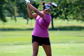 Photos from Wednesday's practice round at Decatur Forsyth Classic