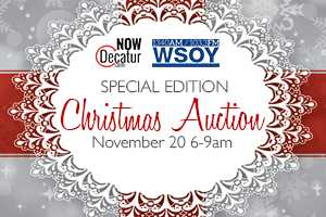 WSOY Special Edition Christmas Auction