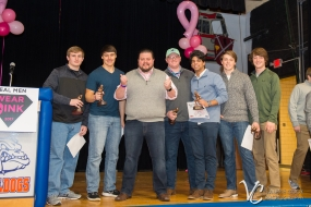 2018 Real Men Wear Pink Award Winners and Photos