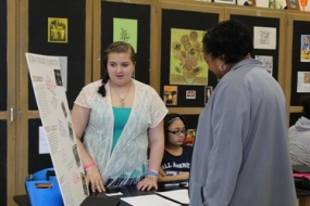 Students Learn About the Harlem Renaissance Through Presentations