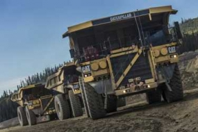 Caterpillar Completes 5,000th 793 Mining Truck