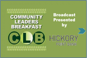 Community Leaders Breakfast