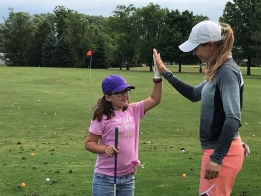 Forsyth Classic – Junior Golf Clinic (Photos)