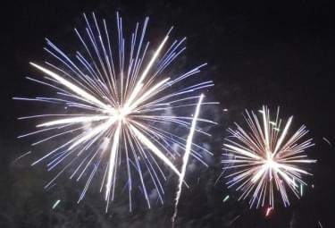 Schedule of Fireworks Displays