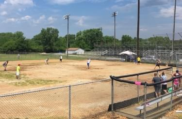 Wiffle Ball Tourney Dodges Showers, Benefits Homeless