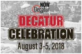 Decatur Celebration 2018