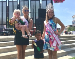 Greer, Braeuninger Win Top Prizes in Adorable Baby Contest