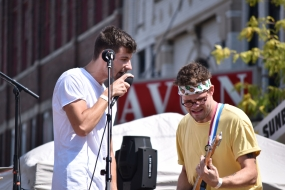 #DC Battle of the Bands Semifinals Photos