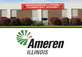 Ameren Grant to Fund Tech Lab at Warrensburg-Latham Elementary