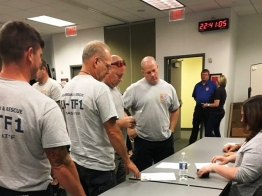 IEMA Swiftwater Search and Rescue Team Dispatched to North Carolina