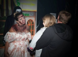 Haunted House Organizers Seek Actors