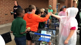 Schools Gearing Up for 2018 WSOY Community Food Drive (Video)