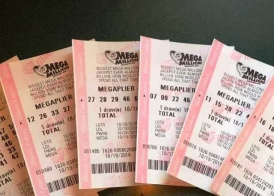 With No Winner the Mega Millions Jackpot Climbs to 1.6 Billion Dollars