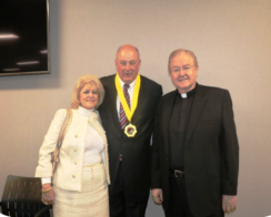Decatur's Carrigan Honored by Irish National Caucus